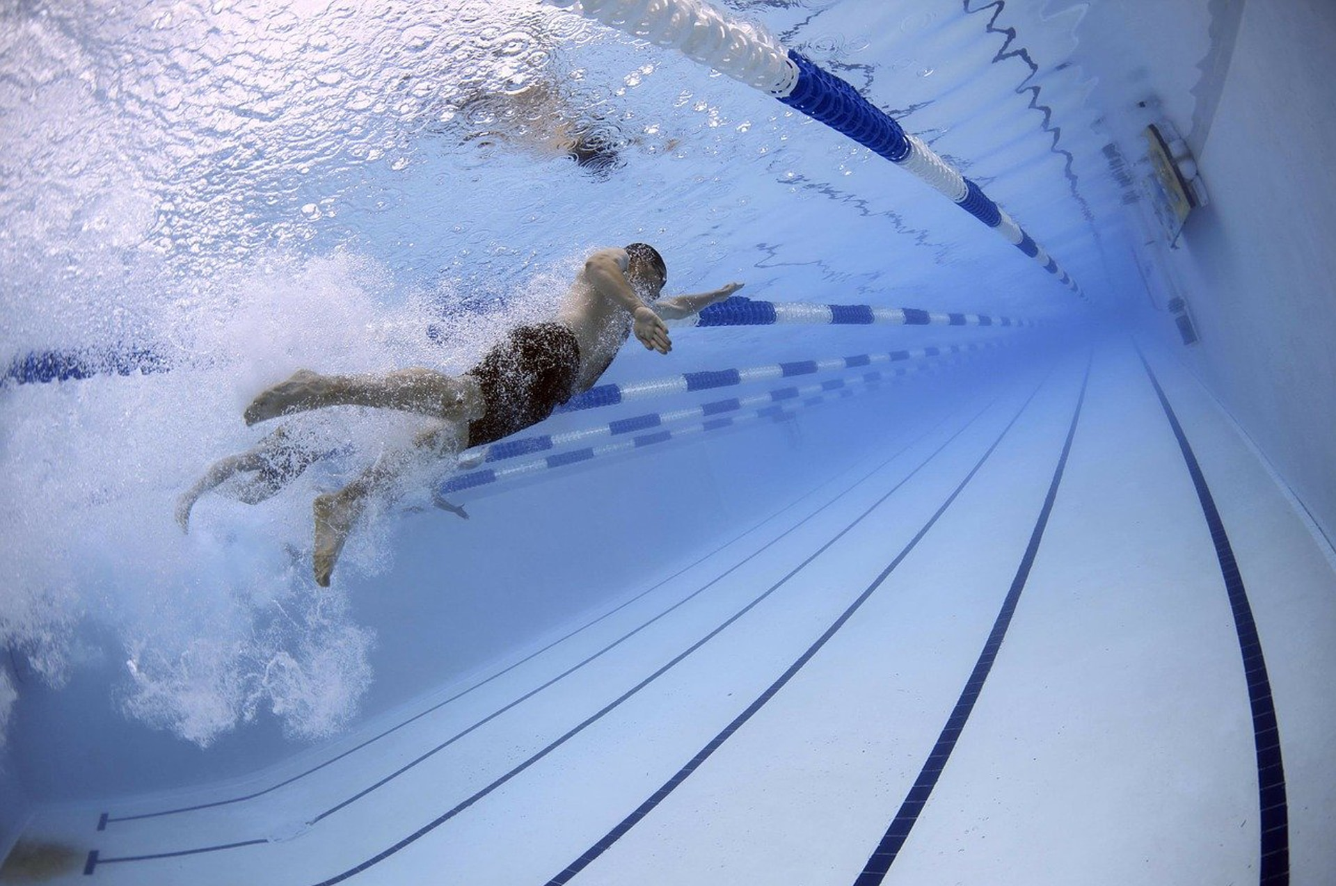 lesion natacion